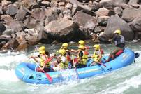 River Rafting in Uttarakhand