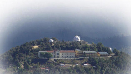 OBSERVATORY ( Aryabhatta Research Institute of Observational Sciences (ARIES)