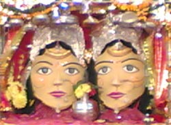NAINA AND NANDA DEVI