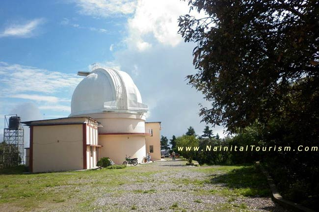 OBSERVATORY - Aryabhatta Research Institute of Observational Sciences (ARIES)