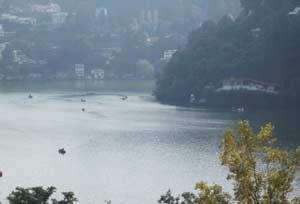 BUY A LAKE VIEW FLAT IN NAINITAL