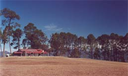 Ranikhet : A nature lover's paradise, Ranikhet offers wonderful views of the Western Himalayas. Ranikhet also presents stunning view of the Nanda Devi.