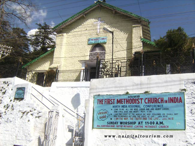 The Oldest Methodist Church in India