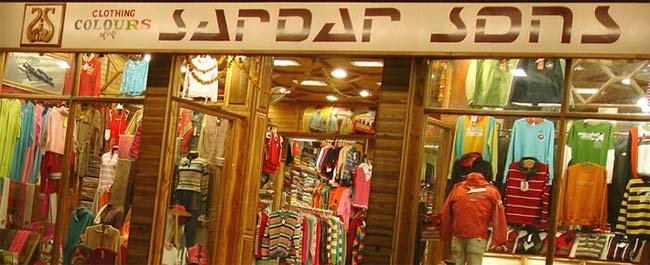 SARDAR SONS EXCLUSIVE RANGE OF READYMADE GARMENTS
