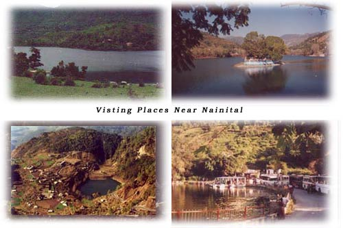 Visting Places Around Nainital District - Places Visit Nainital